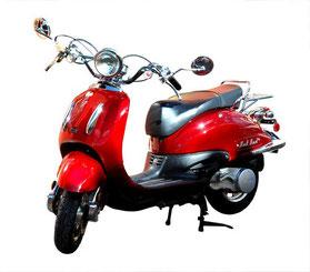 Vento Moped