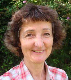 Ingrid Adler, Craniosacral Therapeutin