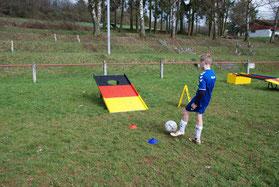 Fußballkindergeburtstag Motto Fußball Geburtstag Oberursel Eschborn Kronberg Königstein Bad Homburg Soccerhalle Geburtstag