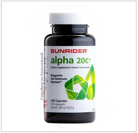 Alpha 20c Sunrider