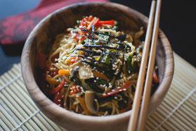 cucina naturale macrobiotica