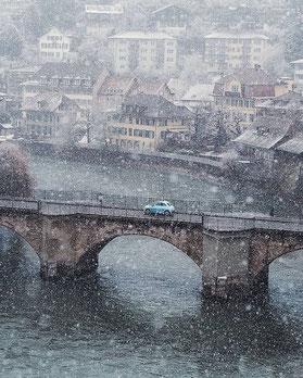 Schneegestöber by _bernstagram_fotograf/in: @yannickpulver