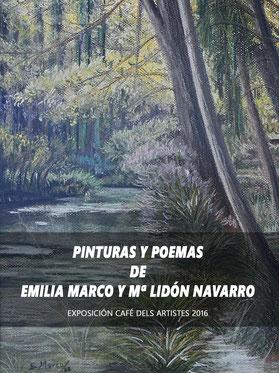 libro de imágenes de obras y poemas
