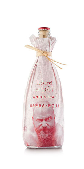 Barba Roja Pet Nat Rosé Loxarel