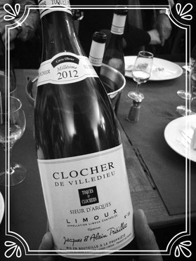 Toques & Clocher Weinfaßversteigerung in Limoux März 2018