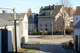 Bild: Wünschendorf Erzgebirge Hochhaus 2011
