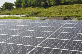 能勢町太陽光発電