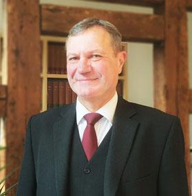 Rechtsanwalt Gerhard Hefele in Schwabach