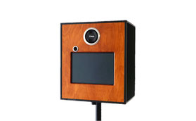 Unsere Holz-Fotobox für Passau & Umgebung