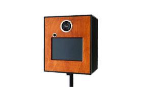Unsere Holz-Fotobox für Landshut & Umgebung