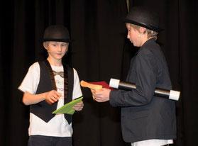Zaubershow Kinder
