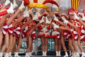 Funken der Ahrweiler Karnevals-Gesellschaft