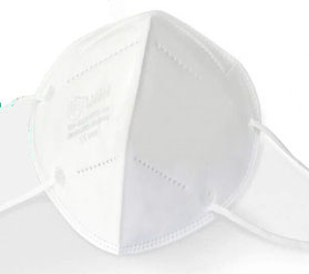 Mund Nasen Maske mit Logo