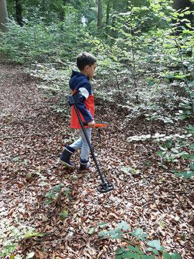 Lekker spelen en op onderzoek uit in de natuur