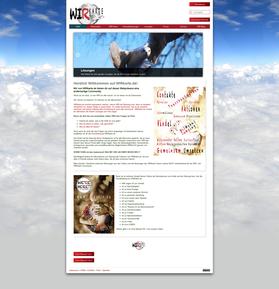 WIR Karte Webseite