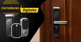 Cerraduras Digitales