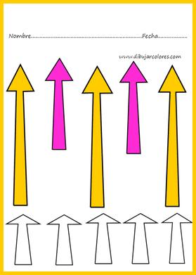 Con esta serie de ejercicios les será fácil y amena la percepción mental de las dimensiones