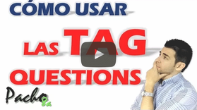 La mejor forma de aprender y aplicar las TAG QUESTIONS en inglés - Preguntas Coletillas