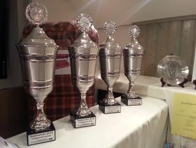 Pokale und Ehrenpreis