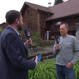 Nils Hofer, Berufsfischer aus Meggen im Interview