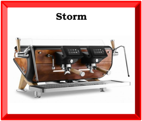 Astoria Storm EspressomaschineEspressomaschinen / Siebträgermaschinen / Gastro- Kaffeemaschinen / Hybrid Siebträgermaschinen