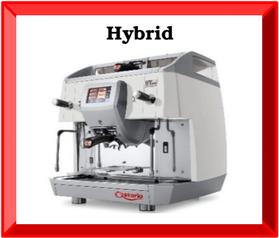 Astoria Hybrid SiebträgermaschineEspressomaschinen / Siebträgermaschinen / Gastro- Kaffeemaschinen / Hybrid Siebträgermaschinen