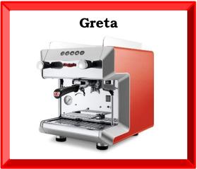 Astoria Greta Siebträgermaschine