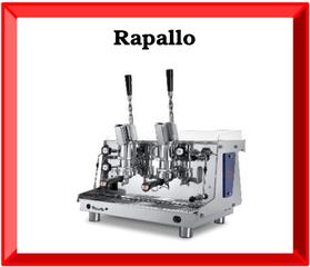 Astoria Rapallo Siebträgermaschine
