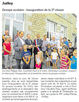 Ouest-France, 06.07.2015