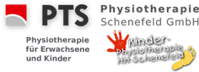 Logos PTS Physiotherapie Schenefeld GmbH / Kinderphysiotherapie - Physiotherapie für Erwachsene & Kinder