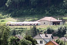 Bergheuriger Schuecker - ein Ort zum Kraft tanken