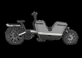 Cargo e-Bike von Gazelle