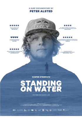 Stand up Paddle Video Standing on Water