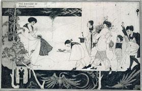 「シガール夫人の誕生日」1892年