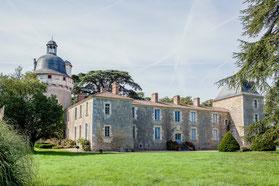 Le château de Bessay, partenaire des hébergeurs Sud-Vendée Vacances