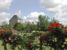 Les jardins de Chaligny, partenaires des hébergeurs Sud-Vendée Vacances