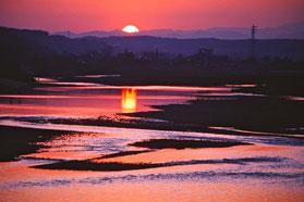 狛江付近から撮影