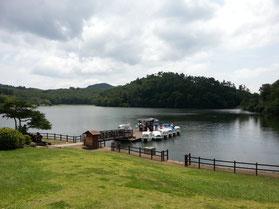 夏の志高湖(^^♪