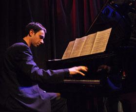 Diego AUBIA Pianiste