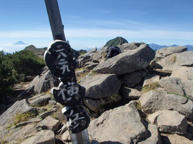 八ヶ岳 横岳 ガイド ツアー