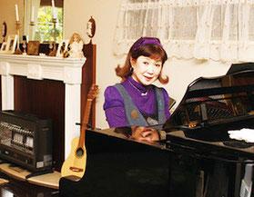 メアリピアノボーカル教室代表 鴻江メアリ