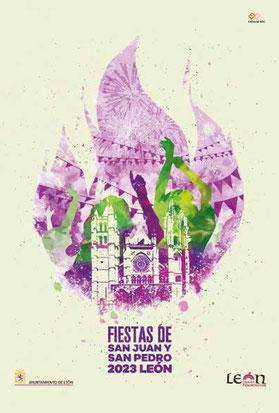 Fiestas en León Fiestas de San Juan y San Pedro