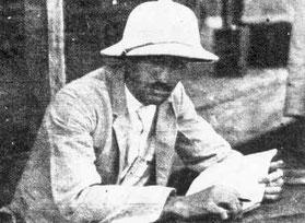 Armand BERTIN fils en mission coloniale