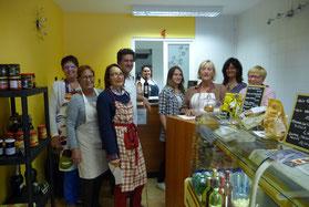 Atelier cuisine chez Cristina