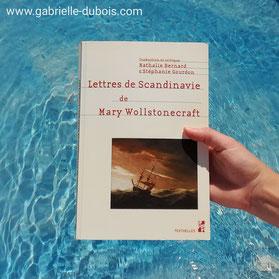 Wollstonecraft, Gabrielle Dubois écrivain, roman historique