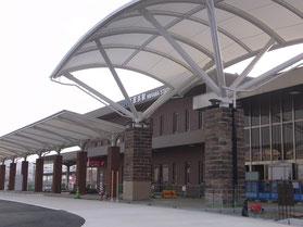 新居浜市の新しい顔・JR新居浜駅