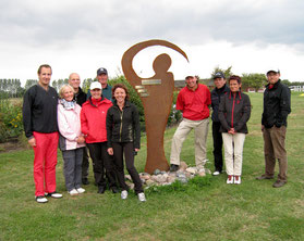 Golf in Wall Clubmeister 2009