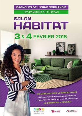 Salon de l'habitat - Menuiserie Deslandes