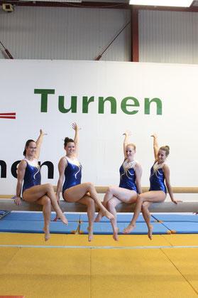 1. Damenmannschaft SG Kirchheim in Leimen