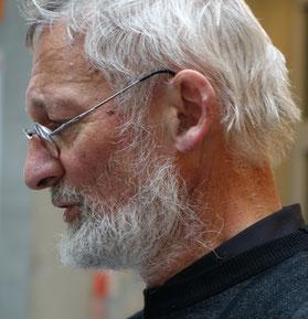 Wolfgang Müller, Leiter des Neumarkter Kammermusikkreises; Foto: Klaus Eifler